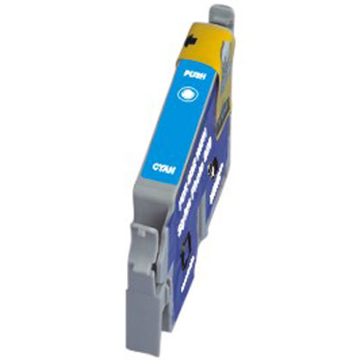 Epson T0332 Cyan Compatible Printer Ink Cartridge