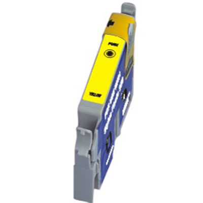 Epson T0334 Yellow Compatible Printer Ink Cartridge