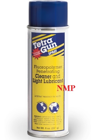 Tetra Gun Spray Fluoropolymer Cleaner