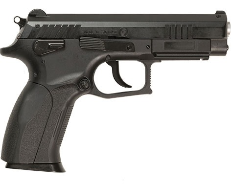 TOLMAR K100 Blowback 12g CO2 powered 6mm BB BLACK 6mm AIRSOFT Pistol
