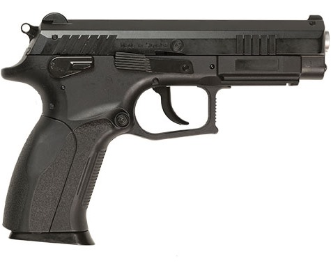 TOLMAR K100 4.5MM STEEL BB 12g co2 Air Pistol BLACK