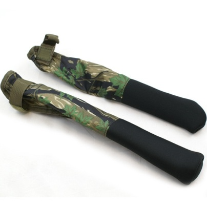 Tip & Butt Protector For Made Up Rods (184-C) camo