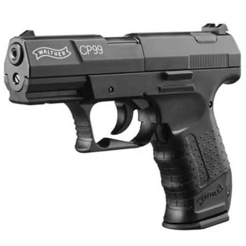 Walther CP99 Black 12g Co2 Air Pistol .177 calibre pellet 8 shot Umarex