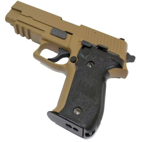 WE MK25 Tan Pistol Gas powered (1009) 6MM AIRSOFT Pistol
