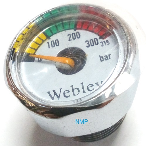 Webley Raider 12 Replacement Pressure Gauge