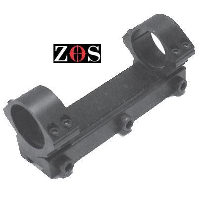 25mm 2 Ring One piece double clamp Mount 37mm Height (503) ZOS Telescopic Sight MOUNTS