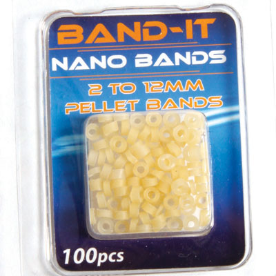 Band-it pellet bands nano 2-12mm pack of 100