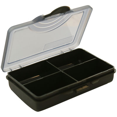 TERMINAL BIT BOX '4 COMPARTMENT' (071-4) x 50