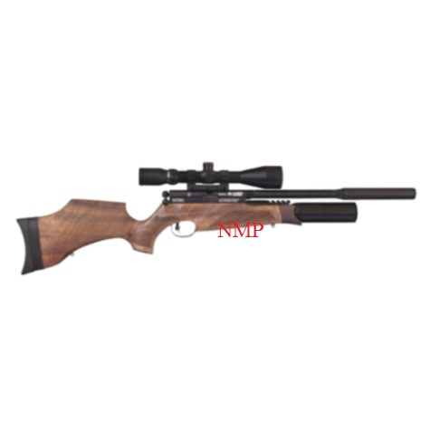 BSA R10 SE Super Carbine PCP Pre charged Air Rifle .22 calibre Walnut Wood Stock