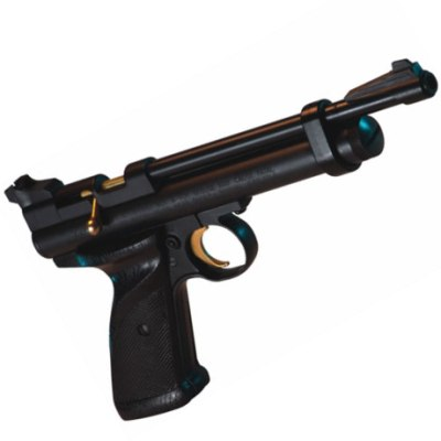 CROSMAN RATBUSTER 2240 Bolt action, single shot 12g co2 air pistol .22 calibre