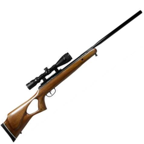 CROSMAN BENJAMIN TRAIL NITRO PISTON WOOD STOCK 3 9 x 40 AO SCOPE .22 calibre air gun pellet BREAK BARREL RIFLE