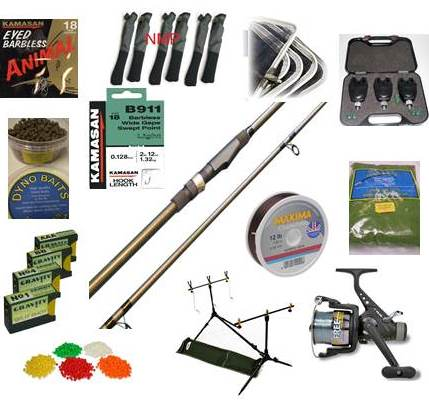 FISHING TACKLE & FISHING BAITS