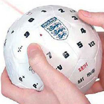 Official England Football 4-in-1 Universal Remote Control