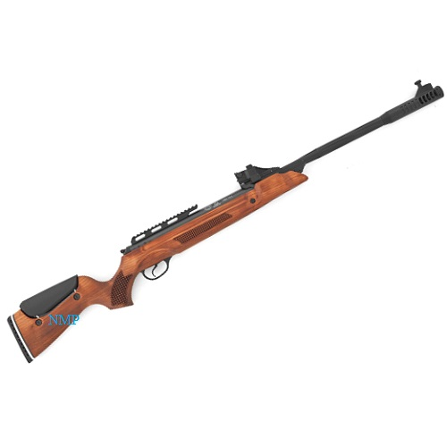 Hatsan Speedfire Wood stock break barrel Multi Shot air rifle 12 shot .177 calibre