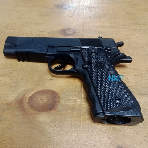 Huntex M1943 Co2 Pistol None-Blowback 4.5mm BB Black