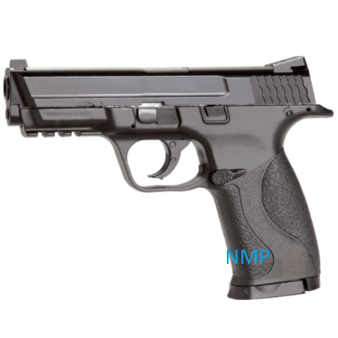 KWC M40 none Blowback Fixed Metal Slide 4.5mm BB co2 Air Pistol ( KWCKM48DHN ) ( 19 Shot metal BB )