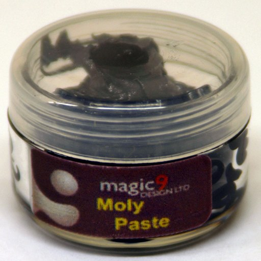 Magic 9 Design 60% Moly Paste 7g Tub (approx)