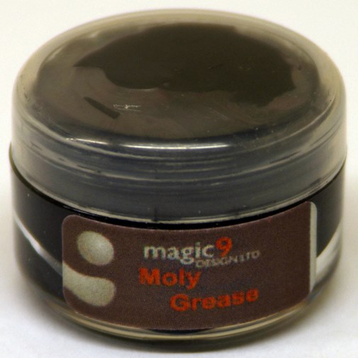 Magic 9 Design Moly Grease 7g Tub (approx)
