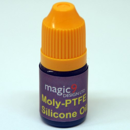Magic 9 Design Moly & PTFE Silicone Oil 7ml