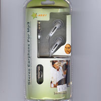 STEREO EARPHONE FOR MP3