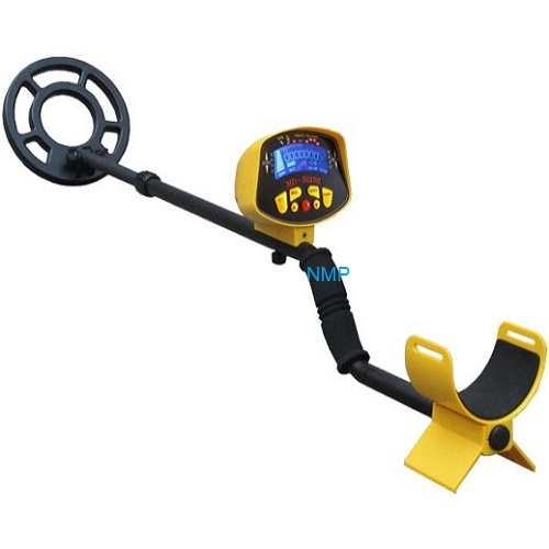 raider gold (professional) Ground Metal Detector ZMD3010II