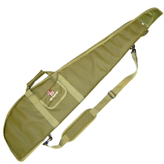 44 inch SABRE GUN SLIP FULLY LINED WITH POCKET ( rifle, scope case )