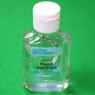 HAND SANITIZER UNCENTED (with moisturizers Vitamin E & Aloe)