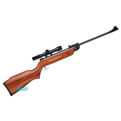 SMK CLASSIC B1 Junior Hardwood Stock Break Action Air Rifle .22 calibre air gun pellet