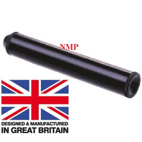 1/2 inch UNF Airgun Silencer BBMF 8.5 inch long Made in UK ( AGM MOD BBMF )