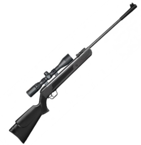SMK VICTORY SYNLB600 BREAK ACTION Air Rifle Synthetic Stock with 4 x 32 scope Available in .22 calibre air gun pellet