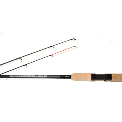 12ft TAKTIX BARBEL 3 piece (TAK122)