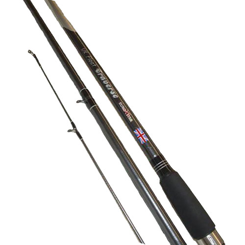 10ft 3pc Eurostar traverse UK Float rod. 10' (Fibre Glass) (extra £10.00 of price when collected from store)