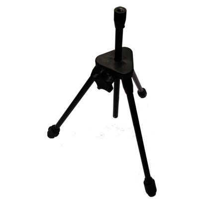 TRIPOD ROD REST 30-62CM WITH ADJUSTABLE LEGS (BLK-NMP)