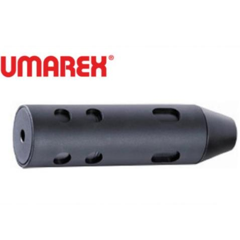 15mm Airgun Silencer To Fit Most 15mm Air rifle Barrels slide over the barrel type DESIGNED FOR UMAREX 850 AIR MAGNUM 138mm long ( double grub screw ) Air Guns