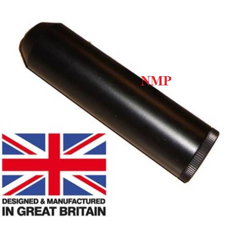 1/2 inch UNF thread ( Viper Mini ) Pistol Airgun Silencers ( ideal for PCP Pistols like Brocock ect: ) Made in UK