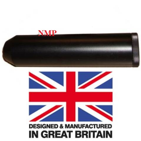 1/2 inch UNF thread ( Viper ) Pistol Airgun Silencers ( ideal for PCP Pistols like Brocock ect: ) Made in UK