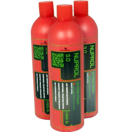 WE Nuprol 3.0 Gas 450G / 2L