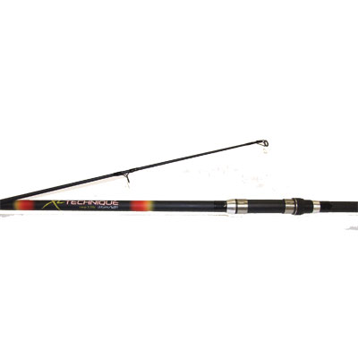 12ft XL-TECHNIQUE CARP ROD 2 piece (XLT110) (extra £10.00 of price when collected from store)