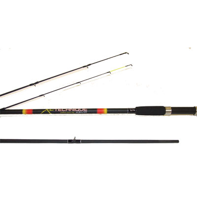 11ft XL-TECHNIQUE PELLET ROD 4 piece (XLT102) (extra £10.00 of price when collected from store)
