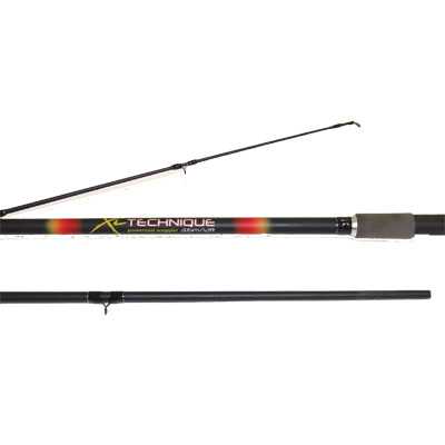 12ft XL-TECHNIQUE POWERCAST WAGGLER ROD 3 piece (XLT105) (extra £10.00 of price when collected from store)