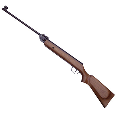 SMK SUPER GRADE XS17 BREAK ACTION Hunter Air Rifle Available in .22 calibre air gun pellet (sold as spares or repairs, collected from store and paid in cash)