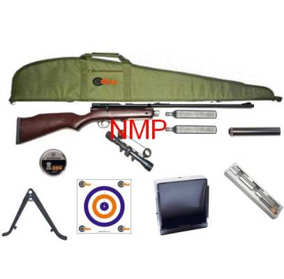SMK XS79 88g co2 Powered Air Rifle ( WITH FULL KIT ) Available in .177 Calibre